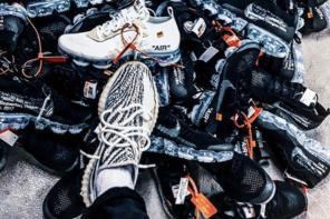 你是 YEEZY 派還是 OFF-WHITE?收看本週「10」大球鞋攝影幫愛鞋拍帥照!