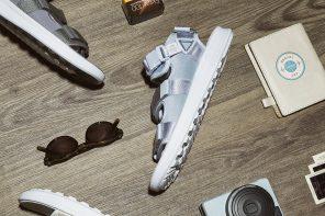 夏日腳上新亮點 New Balance 織帶涼鞋 SD750 五顏六色玩潮流