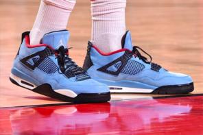 為什麼他是 NBA 第一鞋頭?因為我們不知得等多久的球鞋他已經穿上場比賽。
