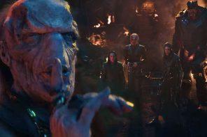 最新《復仇者聯盟3:無限之戰》預告片段中讓我們知道黑暗教團並不是無敵的?!