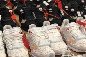 Virgil Abloh x Nike Air Presto 2.0 聯名實物曝光!