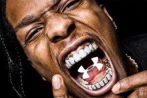 終於有動作了!A$AP Rocky 與 Under Armour 的第一雙聯名長這樣?