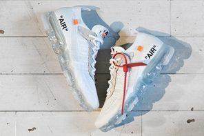 白魂來襲!或許是Off-White x Nike Air Vapormax 2.0唯一原價入手機會?
