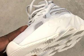 2018年依舊是Dad Shoes的天下!Kanye West親自證實了Yeezy 700 V2 的存在!
