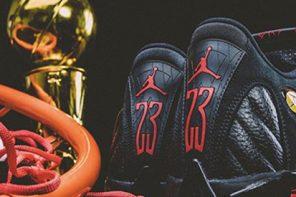 """傳奇鞋款再次復刻!Air Jordan 14 """" Last Shot """"發售預告"""