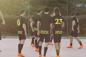 OFF-WHITE 的推波和世界盃的到來,「足球」能短暫主宰潮流趨勢嗎?
