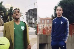 看世界盃之前,你應該先學會怎麼駕馭好「足球」球衣