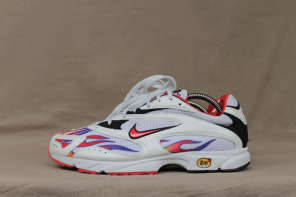 今年最強老爹鞋?!Supreme x Nike 全新聯名鞋款即將發佈