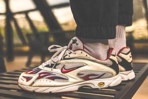 即將開賣?!近賞 Supreme 和 Nike 全新聯名「老爹鞋」全細節