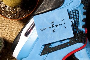 Travis Scott X Air Jordan 4「Cactus Jack」將提前發售!鞋款細節搶先一覽!