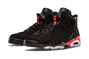 老鞋頭痛哭!神鞋 Air Jordan 6「Infrared」或將迎來復刻?!
