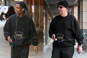同樣的衣服不同人穿!A$AP Rocky 和「72」歲潮爺誰比較帥?