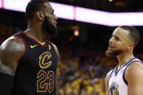 外媒指出,Stephen Curry 遭到 NBA 聯盟中包括 LeBron James 等多位球星的反感?!