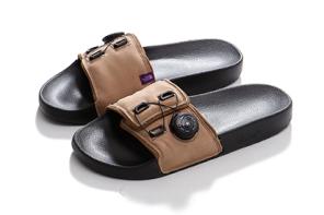 夏日的救贖!The North Face 「紫標」推出和風繫帶拖鞋!