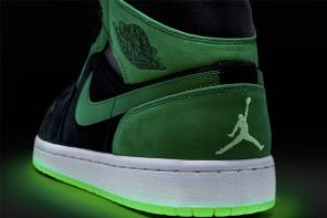 綠光戰警著用?這雙 XBOX x Air Jordan 1 有點帥過頭!