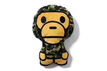 a-bathing-ape-abc-milo-pillow