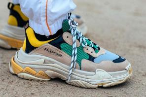 所謂的「老爹鞋」在真正的老爹面前竟完全看不上眼?!
