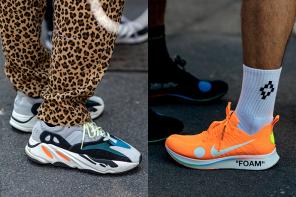 原來米蘭時裝周的潮人都穿「這幾雙」球鞋出席時裝週?!